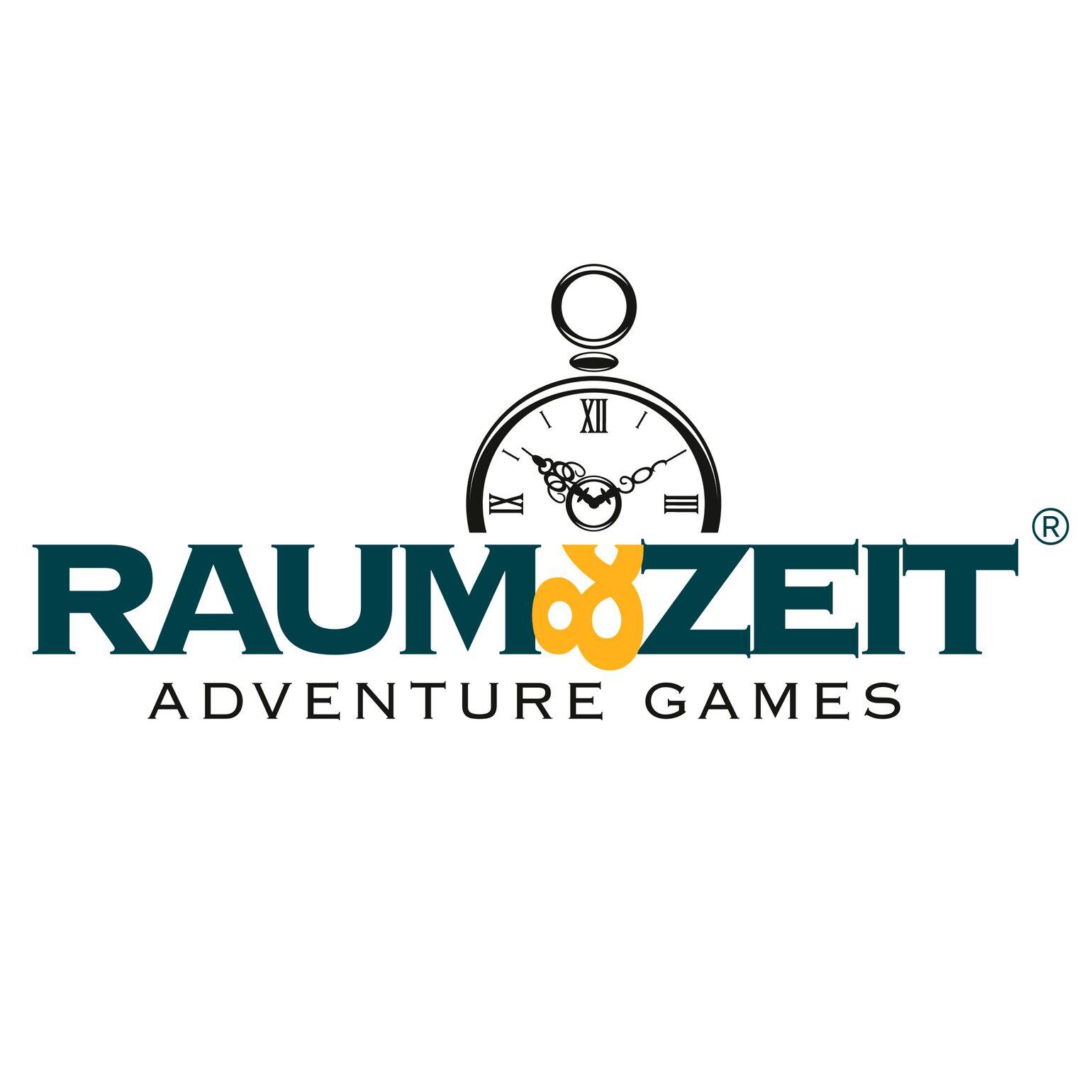 Raum&Zeit Escape Room Bielefeld Logo in sehr großer Auflösung